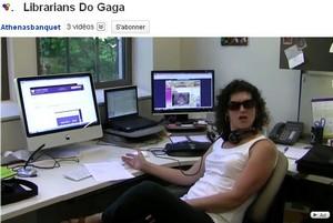 Librarian do Gaga