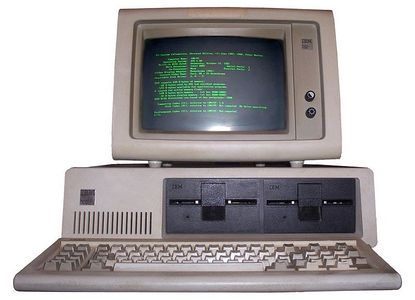 Creative Common : CC-BY-SA-1.0 - http://commons.wikimedia.org/wiki/File:IBM_PC_5150.jpg