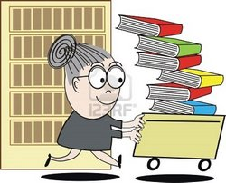 bibliothecaire-cartoon
