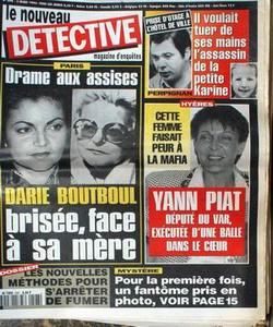 Une Le Nouveau Detective