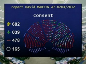 Acta Nombre Votes UE