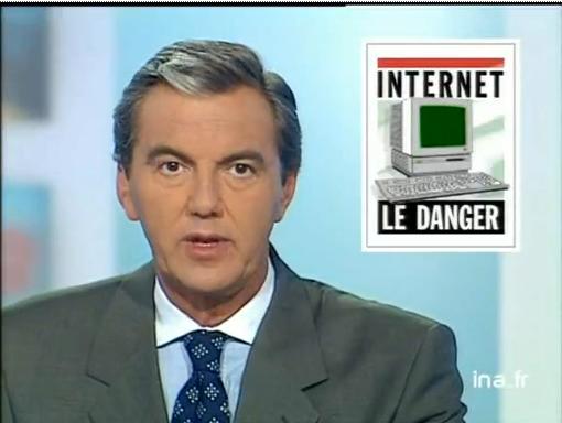 JT 1995 : Internet=Danger