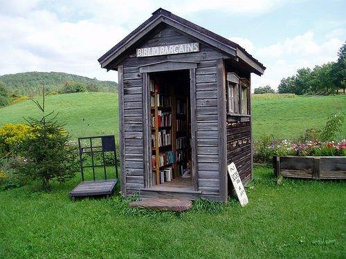 Bibliothèques improbables