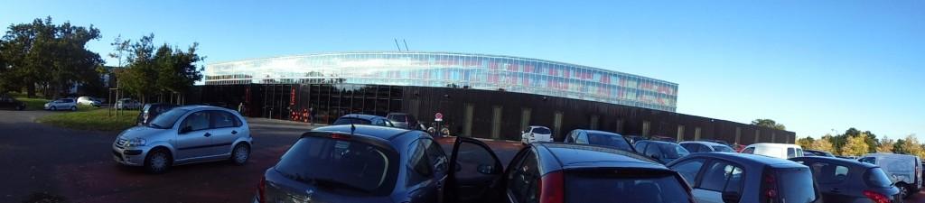 Bâtiment des Archives départementales d'Ille-et-Vilaine