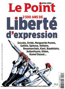 LePointHS2500ans de liberte d expression