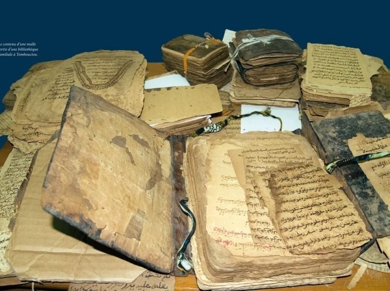 Manuscrits Tombouctou