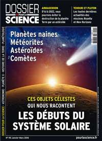 Ces objets célestes qui nous racontent les débuts Systeme Solaire