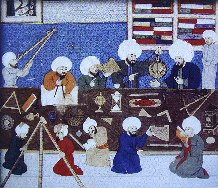 Science et religion - Observatoire Istanbul 1577