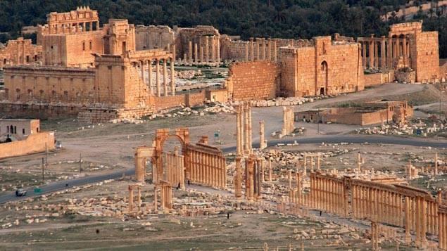 Autodafé - Palmyre 2009