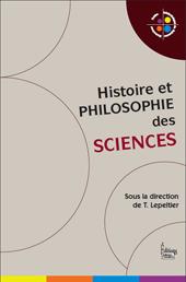 Histoire et philosophie des sciences-Thomas Lepeltier