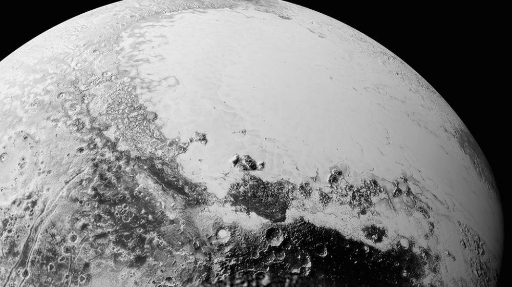 Pluton Nasa