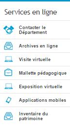ArchivesServicesEnLigne