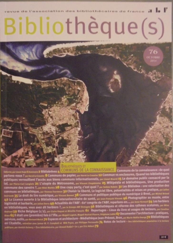 Bibliotheque(s)76-octobre2014