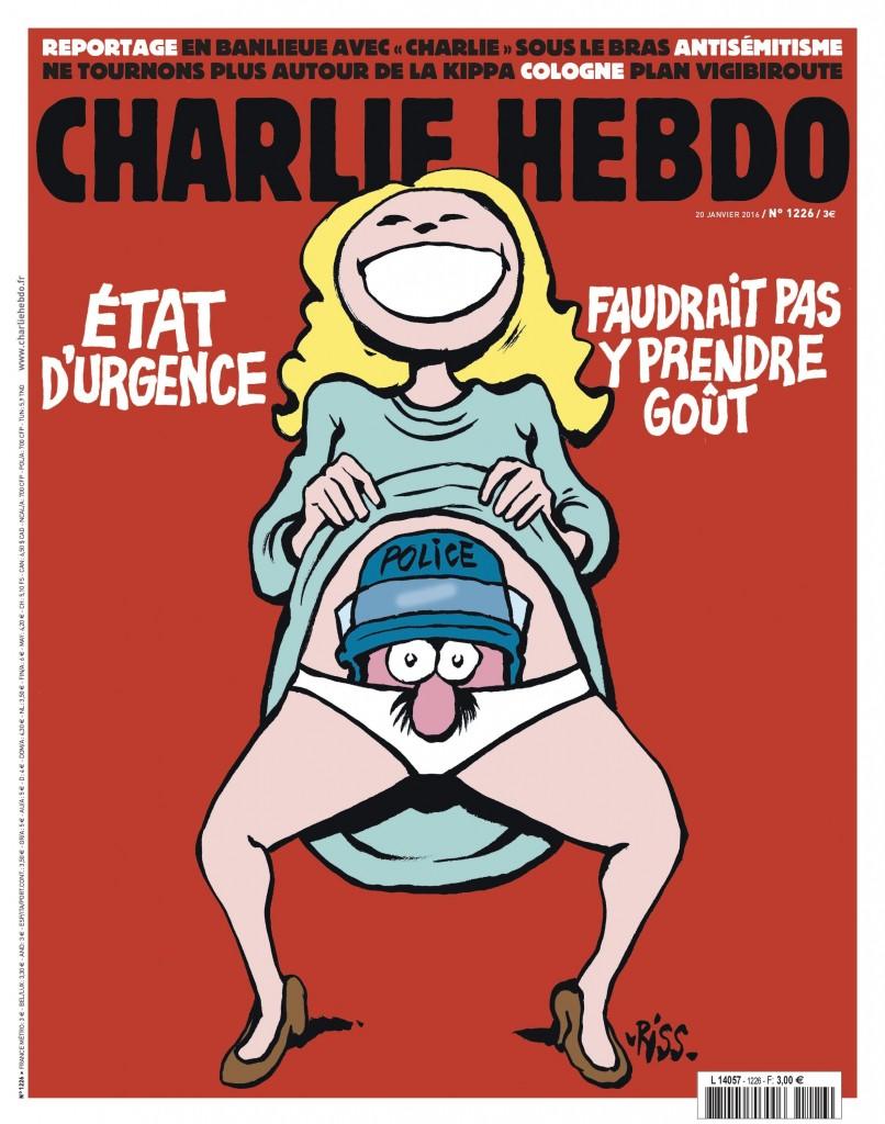 Charlie Etat d'urgence