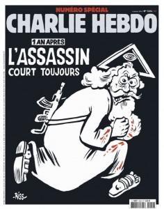 attentats terroristes - CharlieHebdoAssassinCourtToujours