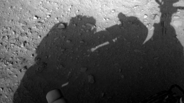 complots - Homme de Mars