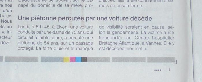 Ouest France Brève