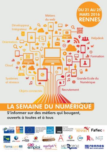 Semaine Numérique Rennes