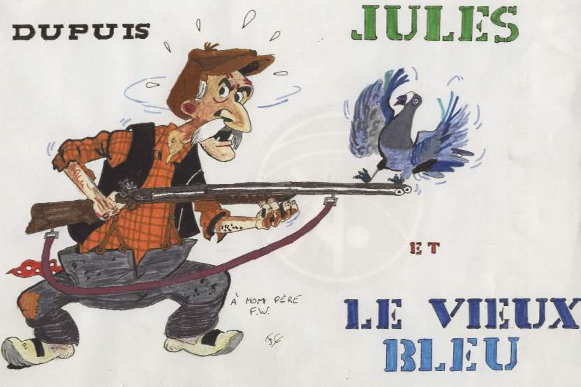 Coder Vieux Bleu Jules - Savoir lire, écrire, dessiner et coder