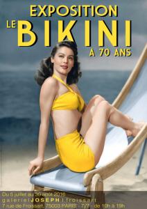 Bikini 70 ans