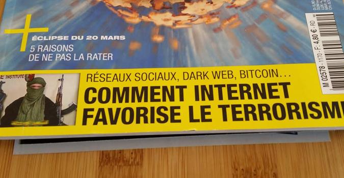 Comment Internet favorise le terrorisme S&V