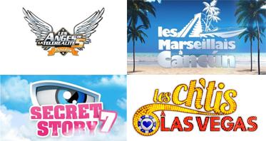 logos telerealite