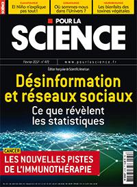 fake news - pour la science Desinformation Reseaux sociaux