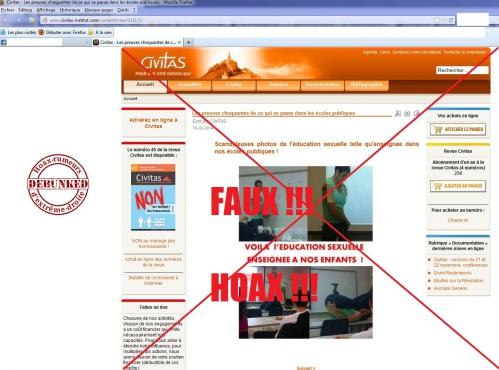 Hoax Civitas