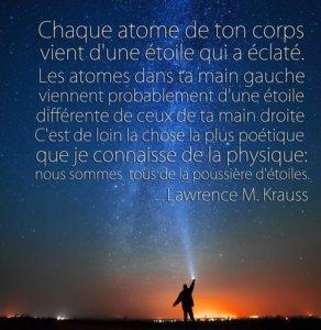 Poussières d'étoiles - Lawrence M. Krauss