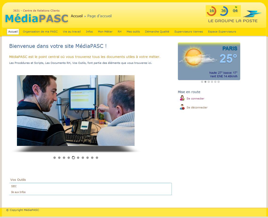 Mediapasc