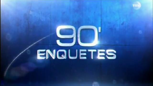 90 minutes enquetes