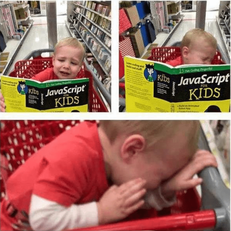 Blague JavaScript for Kids
