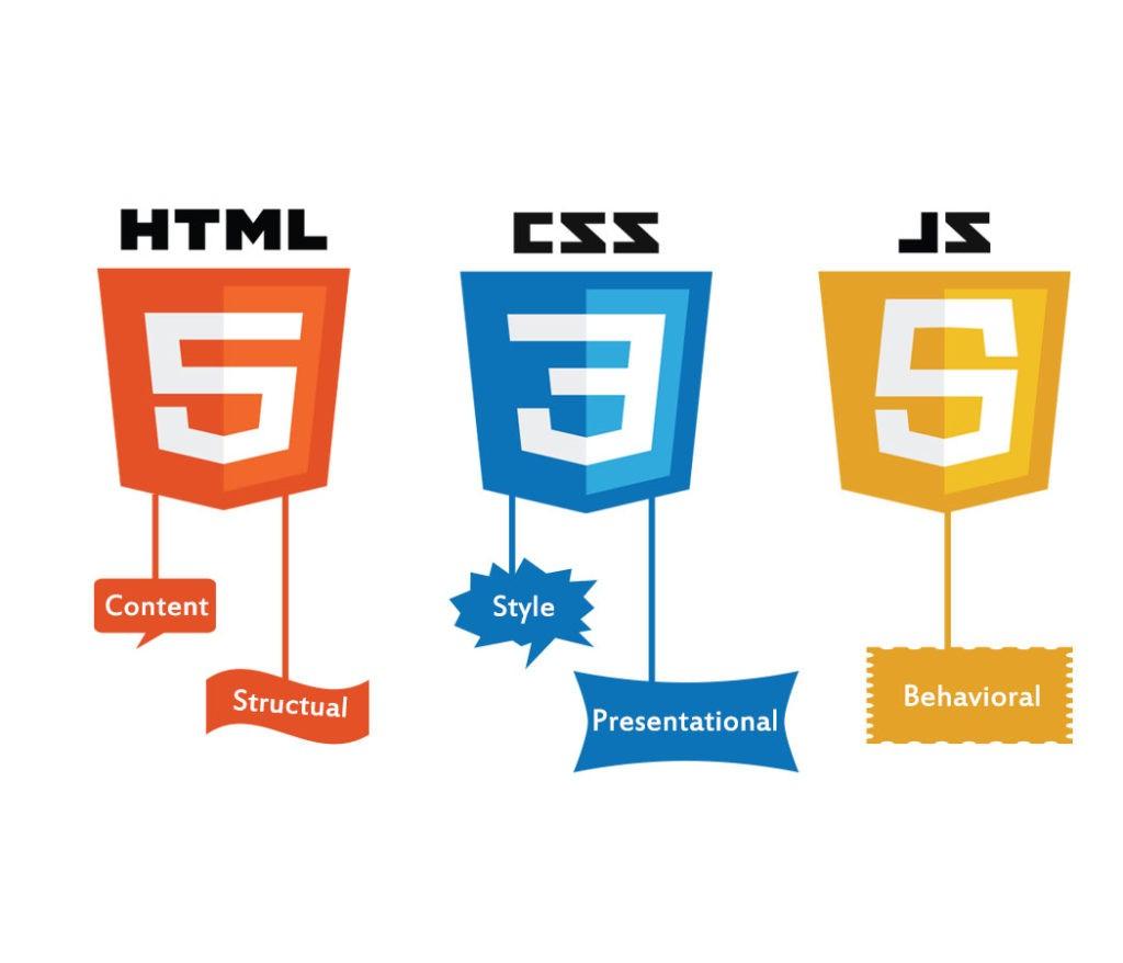 30 ans de dev web - Les trois langages de base du Web