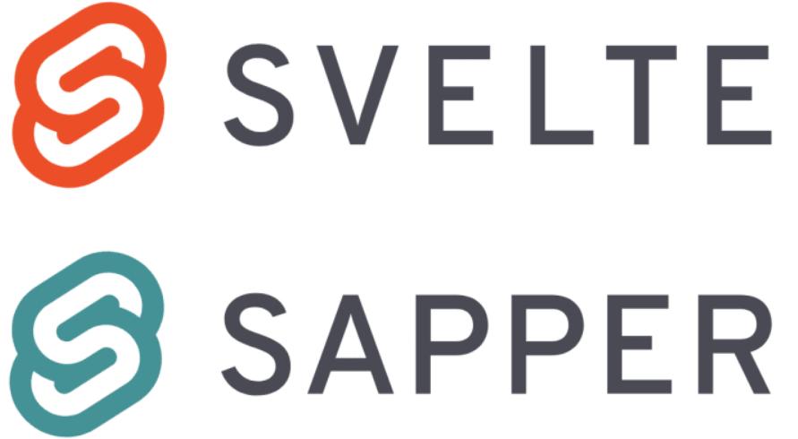 Svelte + Sapper, une architecture complète back et front