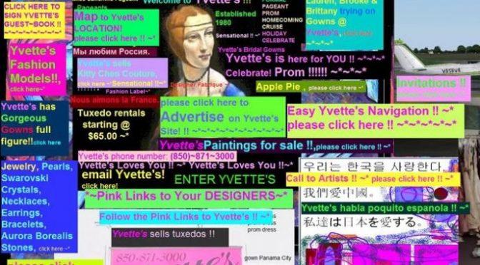 S'inspirer du pire du web