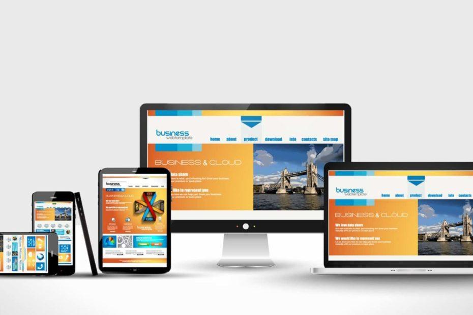 Un site responsive s'adapte à tous les types d'écrans