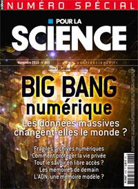 éthique de l'architecte - Pour la science 433 big bang numerique